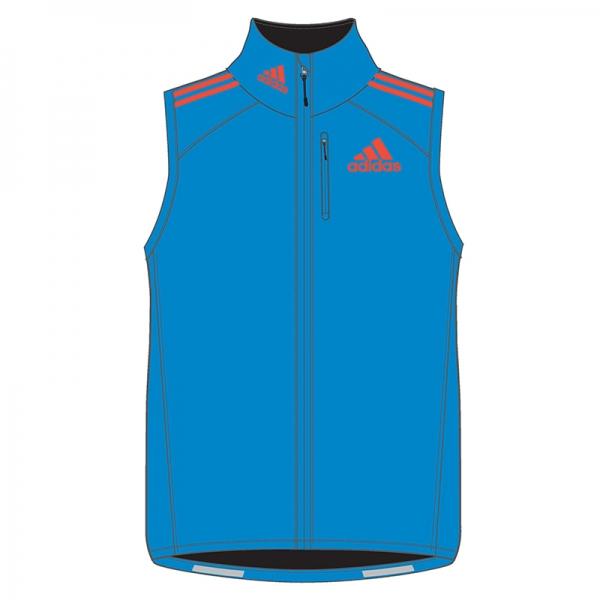 Жилет разминочный Adidas Athlete Vest M 2015-2017