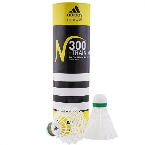 Воланы для бадминтона Adidas Training-Slow N300