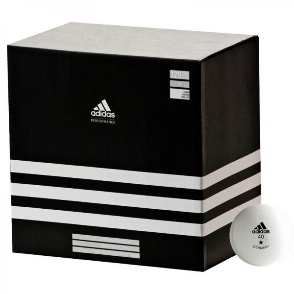 Мяч для настольного тенниса Adidas Training 1*, арт. AGF-12724