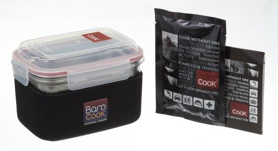 Система приготовления пищи без огня Barocook 1200 мл
