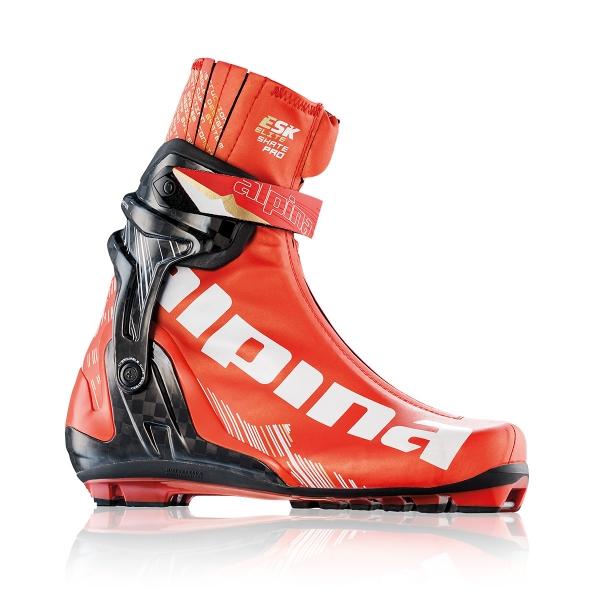 Ботинки для конькового хода Alpina ESK PRO 14/15