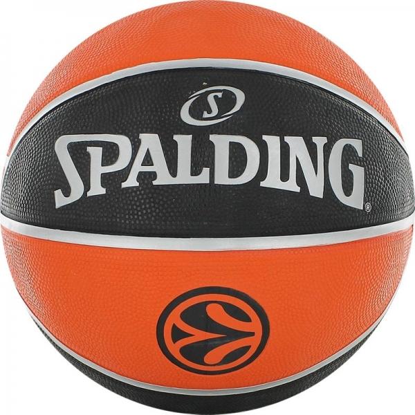 Баскетбольный мяч Spalding TF-150 EURO (7)