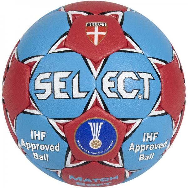 Мяч гандбольный Select Match Soft (3)