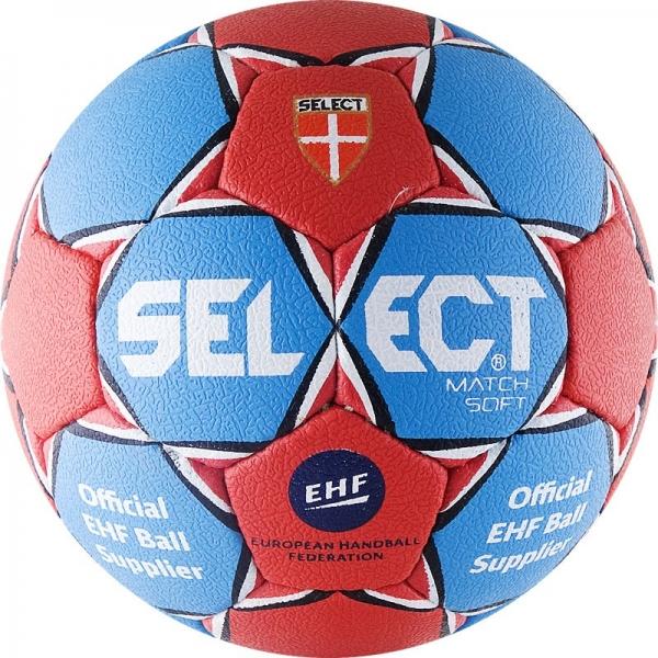 Мяч гандбольный Select Match Soft (1)