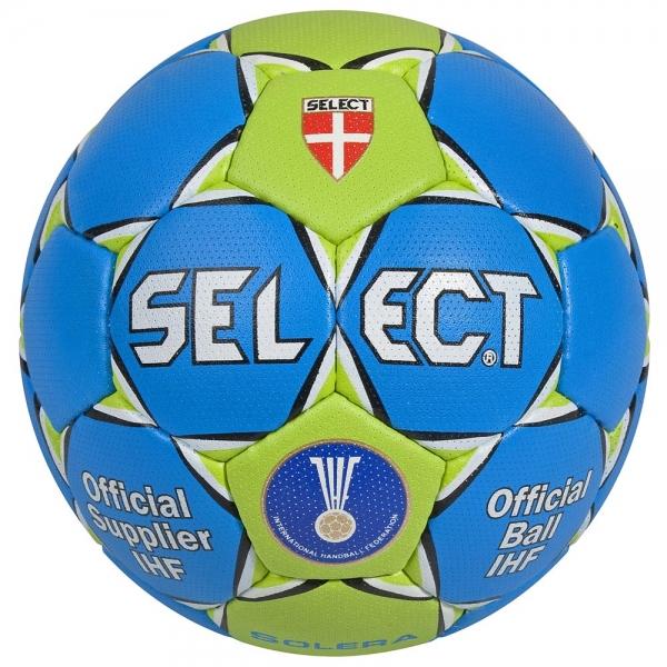 Мяч гандбольный Select Solera IHF (3)