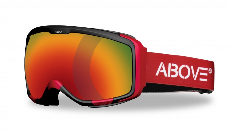 Горнолыжные очки ABOVE EASYCHANGE S039007 (модель со съемной линзой)