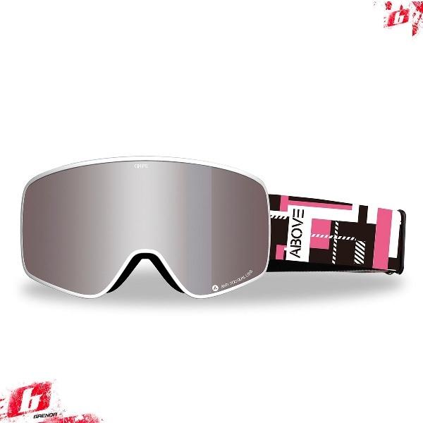 Горнолыжные очки ABOVE GRIPE S042003 (модель со съемной линзой)