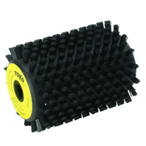 Роторная щетка Toko Rotary Brush Nylon Black (RC, чёрный нейлон 10 мм) 100mm