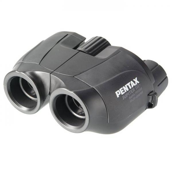 Бинокль Pentax Jupiter III 8x22 черный, арт. 22371