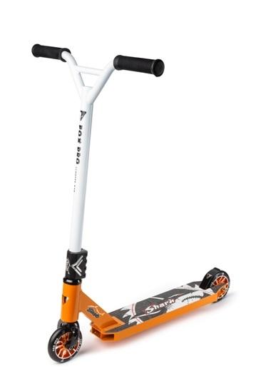 Самокат Fox Pro Shark Оранжевый