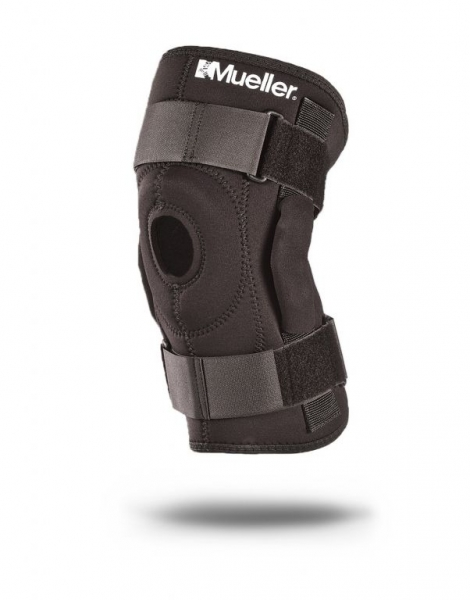 Бандаж на колено шарнирный Mueller Hinged Knee Brace with Universal Buttress