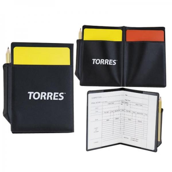 Бумажник судейский футбольный TORRES, арт. SS1032