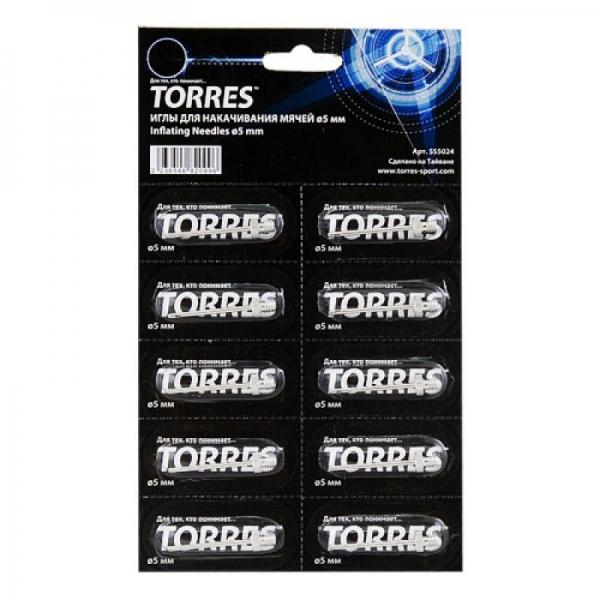 Иглы для насоса TORRES 5 мм