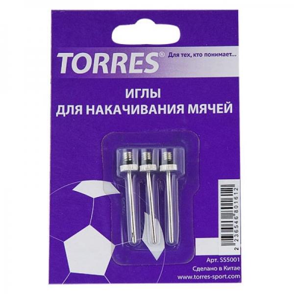 Иглы для насоса TORRES (3 шт)