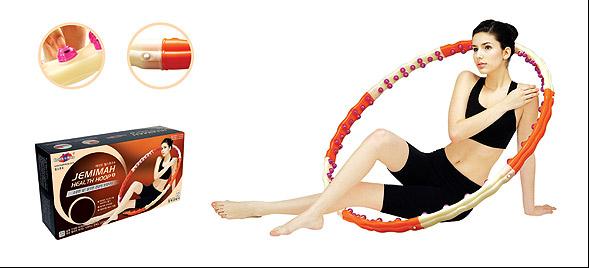 Массажный обруч (Джемимах) Jemimah Health Hoop II (1.7 кг)