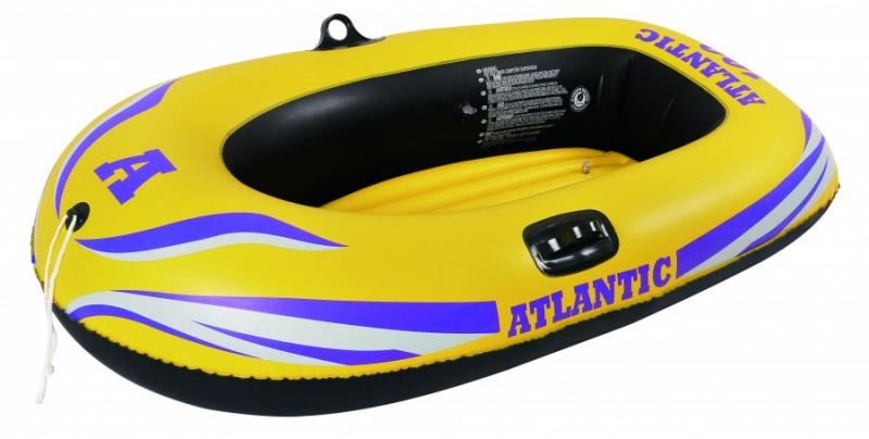 Лодка надувная JILONG Atlantic Boat 200 SET, арт. JL007229-1NPF