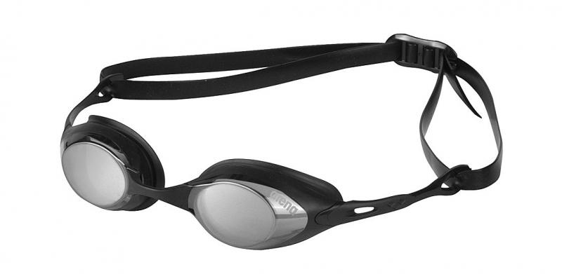 Очки для плавания ARENA Cobra Mirror дымчатые