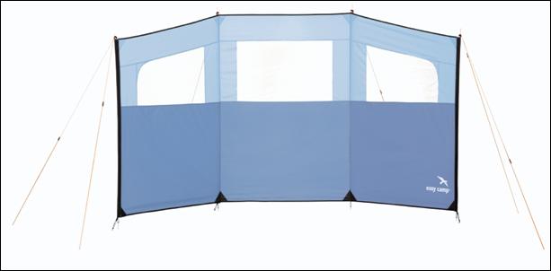 Ветрозащитная панель Easy Camp GREAT WALL AQUA