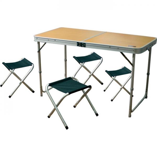 Стол складной Camping World Convert Table Plus 4