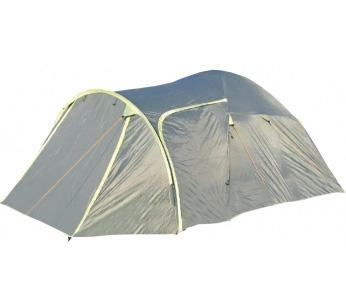 Палатка Campus Vail 4 khaki/yellow