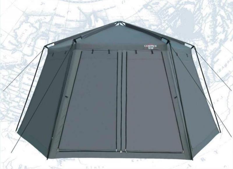 Садовый тент-шатер Campack Tent G-3601 (со стенками)