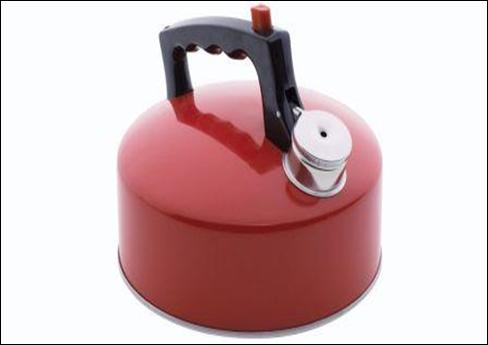 Походный чайник Easy Camp WHISTLE KETTLE 2,0 LTR, арт. 580082