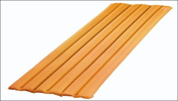 Надувной коврик Easy Camp HEXA MAT ORANGE, арт. 300017