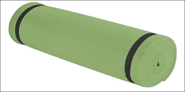 Коврик туристический Easy Camp PE MATS GREEN, арт. 300023