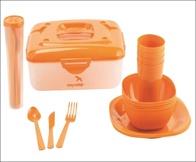 Набор посуды Easy Camp PICNIC BOX, арт. 680044