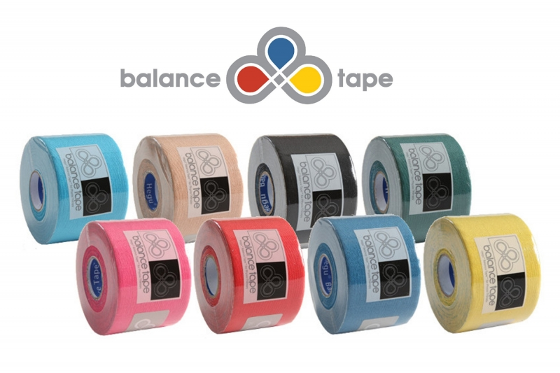 Кинесио Тейп Balance Tape, (5,0 см х 6,0 м)