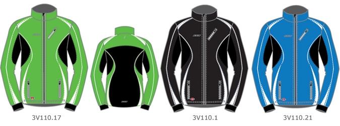 Куртка KV+ Cross разминочная