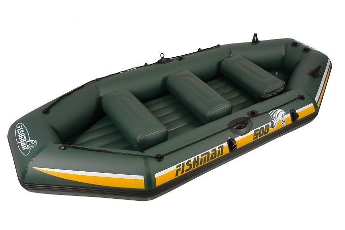 Лодка надувная JILONG FISHMAN II 500 BOAT, арт. JL007212N
