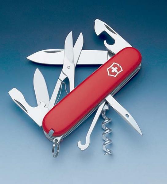 Нож офицерский Victorinox CLIMBER 1.3703