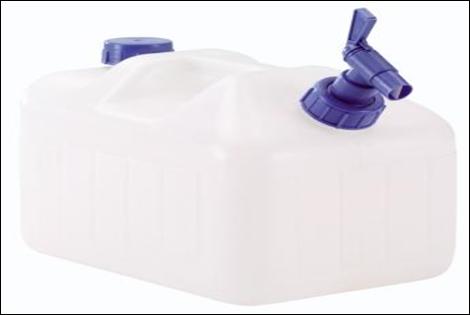 Емкость для жидкости Easy Camp JARY CAN 10LTR, арт. №580124