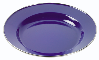 Походная тарелка Easy Camp ENAMEL PLATE, арт. 580016