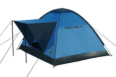 Трехместная туристическая палатка High Peak Beaver 3