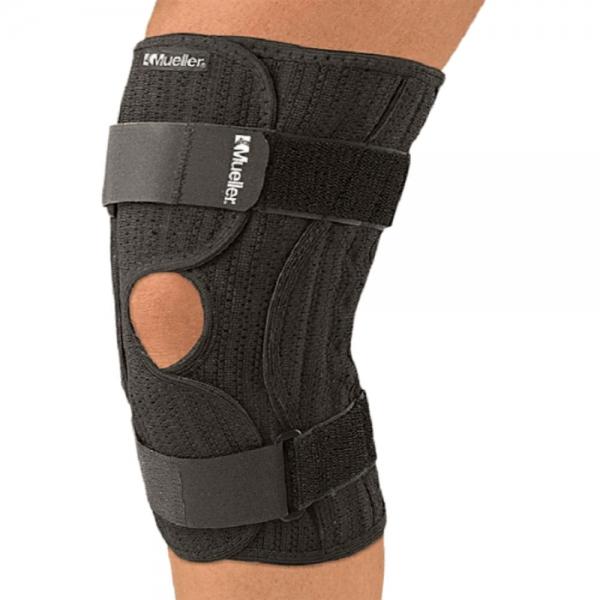 Эластичный бандаж на колено Mueller 4540 Elastic Knee Stabilizer