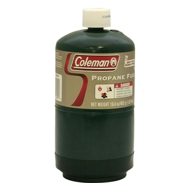 Баллон газовый резьбовой Coleman Propane Fuel