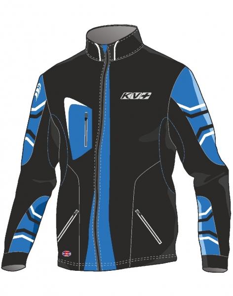 Куртка KV+ Race WindTech разминочная