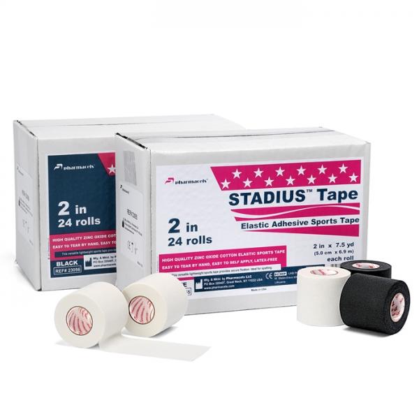 Легкоразрываемый тейп STADIUS Tape Pharmacels™ ZnO