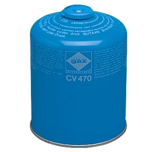 Баллон газовый клапанный Campingaz CV470 Plus