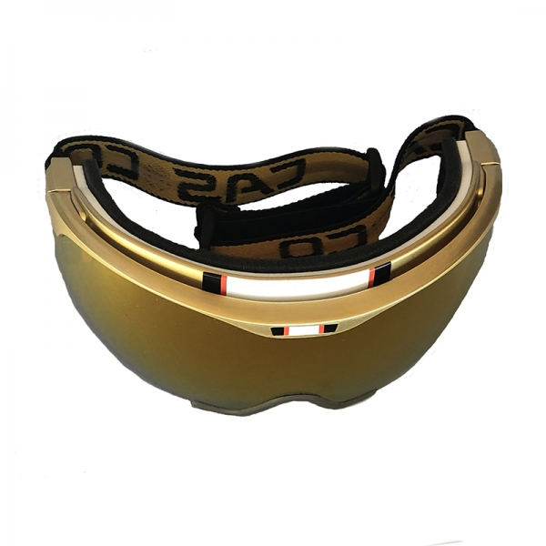 Очки-маска CASCO Spirit Carbonic GOLD