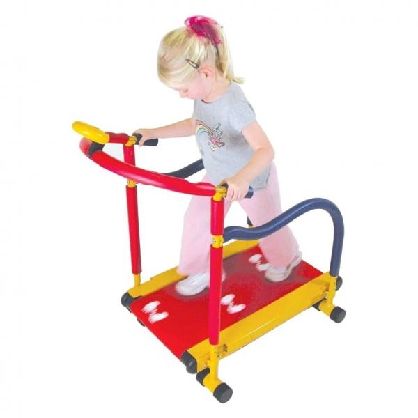 """Детская беговая дорожка """"Kids Treadmill"""" с твистером"""