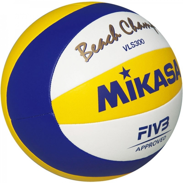 Мяч волейбольный пляжный Mikasa VLS300 Beach Champ