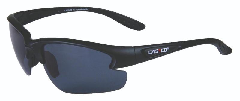 Очки спортивные  Casco SX-20 Polarized black matt