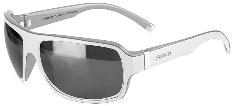Очки CASCO  SX-61 BICOLOR, white-silver