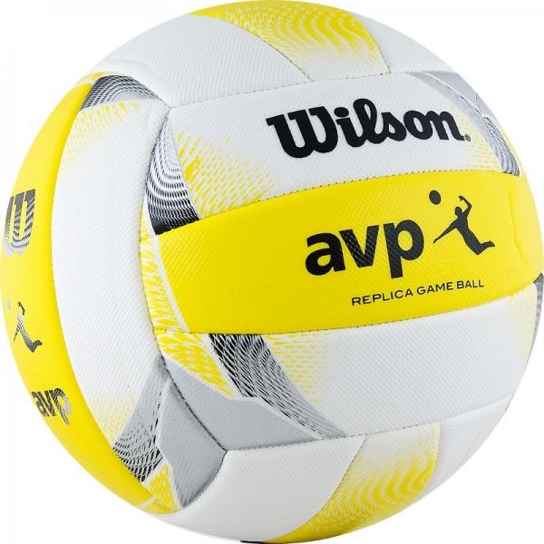 Мяч волейбольный пляжный Wilson AVP Replica