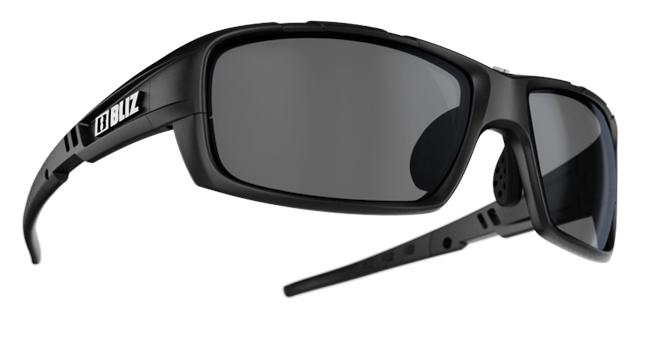 Спортивные очки со сменными линзами BLIZ Active Tracker Polarized Mat Black