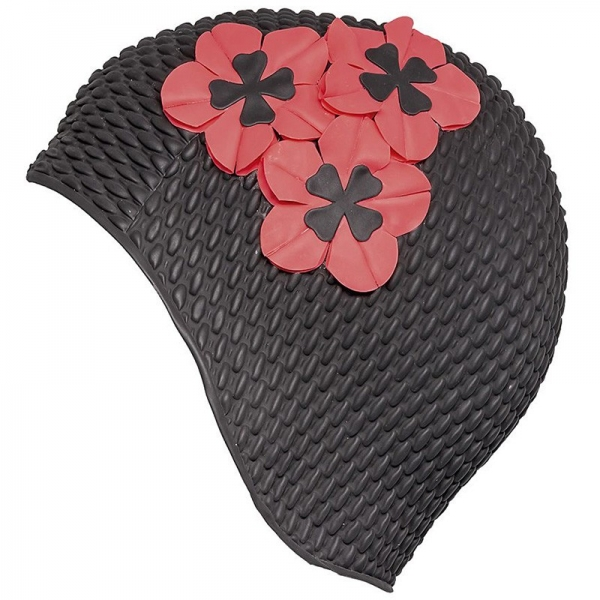 Шапочка для плавания  FASHY Babble Cap with Flowers