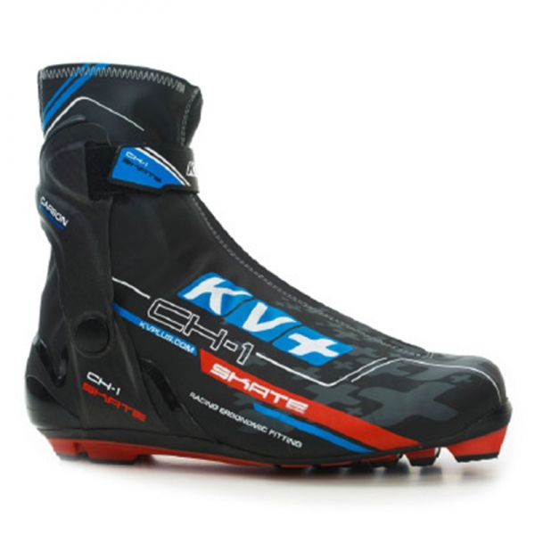 Ботинки лыжные для конькового хода KV+ CH1 Skate Carbon